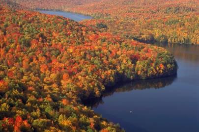 Where to leaf-peep this autumn