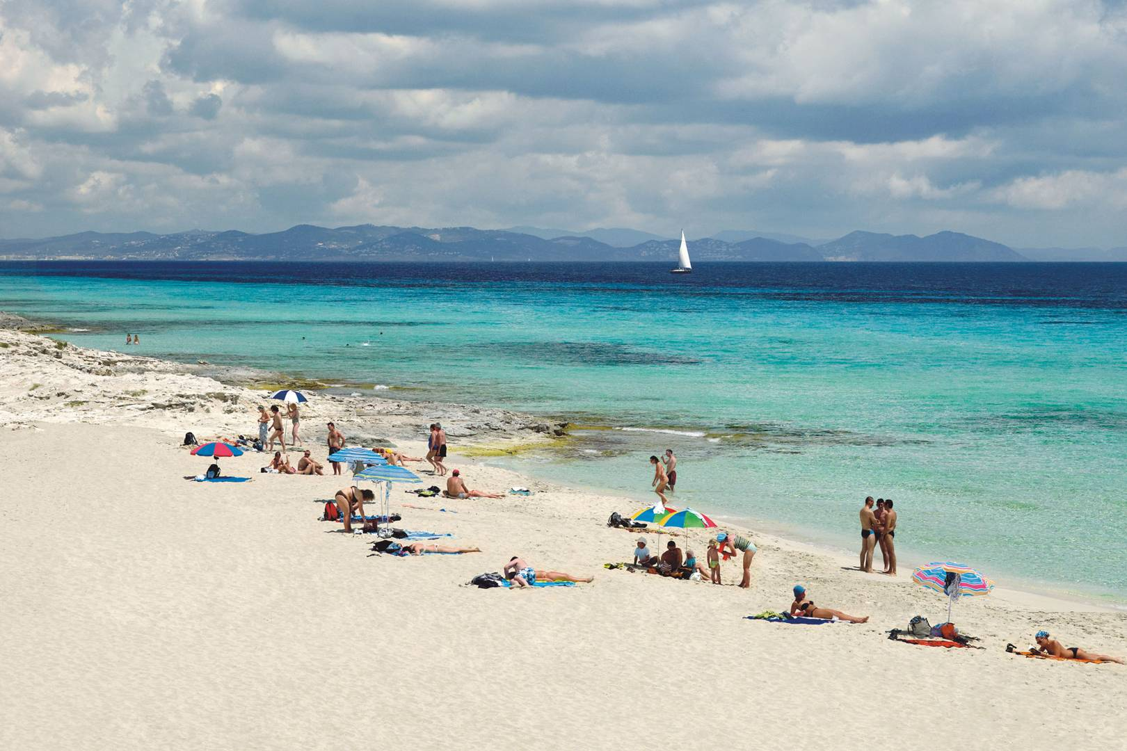 Spain, Formentera: beaches, hotels, weather, reviews