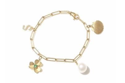 10. Charm bracelet