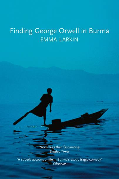 Books set in Burma