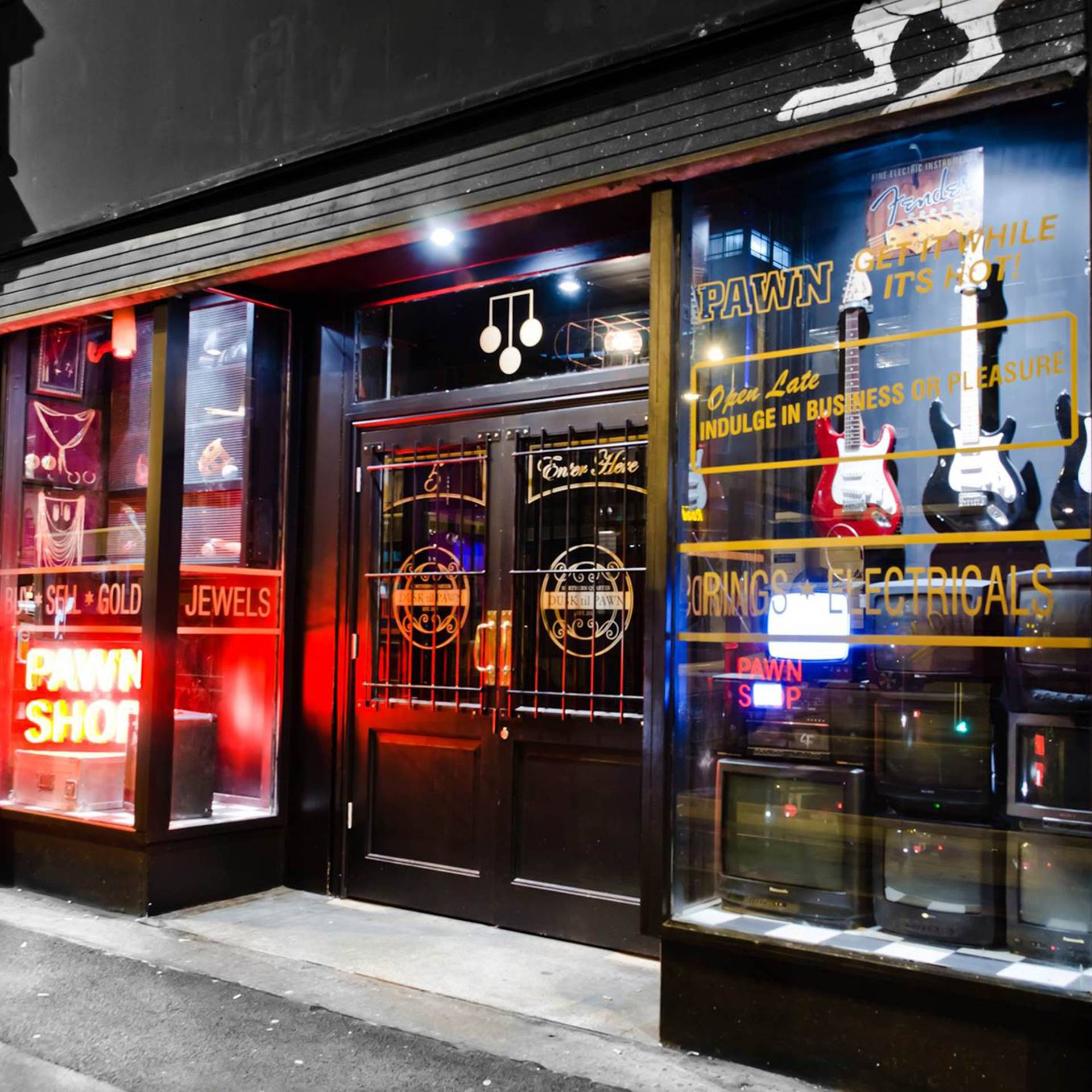 13 best secret bars in Manchester | CN Traveller