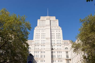 5. THE SENATE HOUSE, BLOOMSBURY