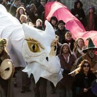 8. The Festival Of Samhain, Glastonbury, UK