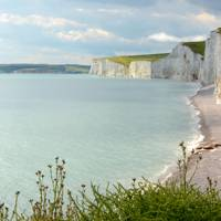 3. Birling Gap, East Sussex