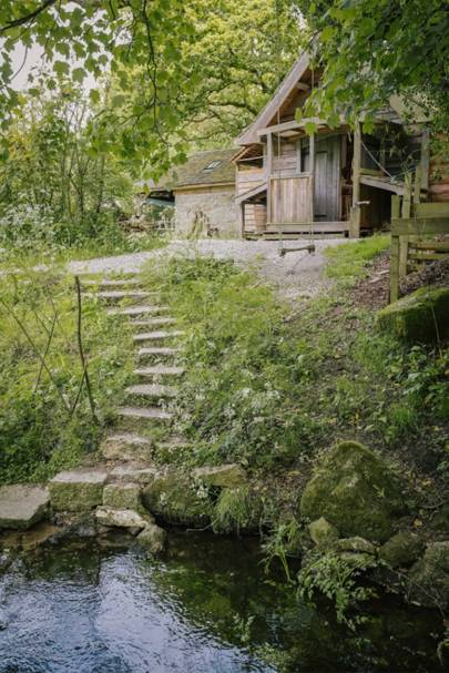 Riverside cabin, Constantine