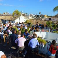 Pura Vida Terraza, Hotel Fontecruz Sevilla Seises