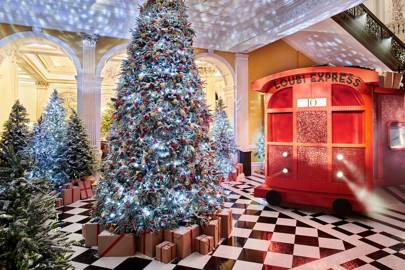 Christian Louboutin is coming to town at Claridge's
