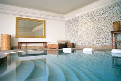 The Thalassa Spa, Anassa, Cyprus
