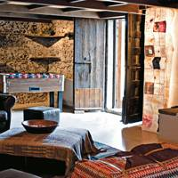 The new rural hotels and villas