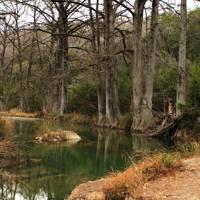 Texas: Hamilton Pool Preserve