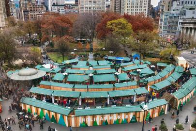 5. Union Square Holiday Market