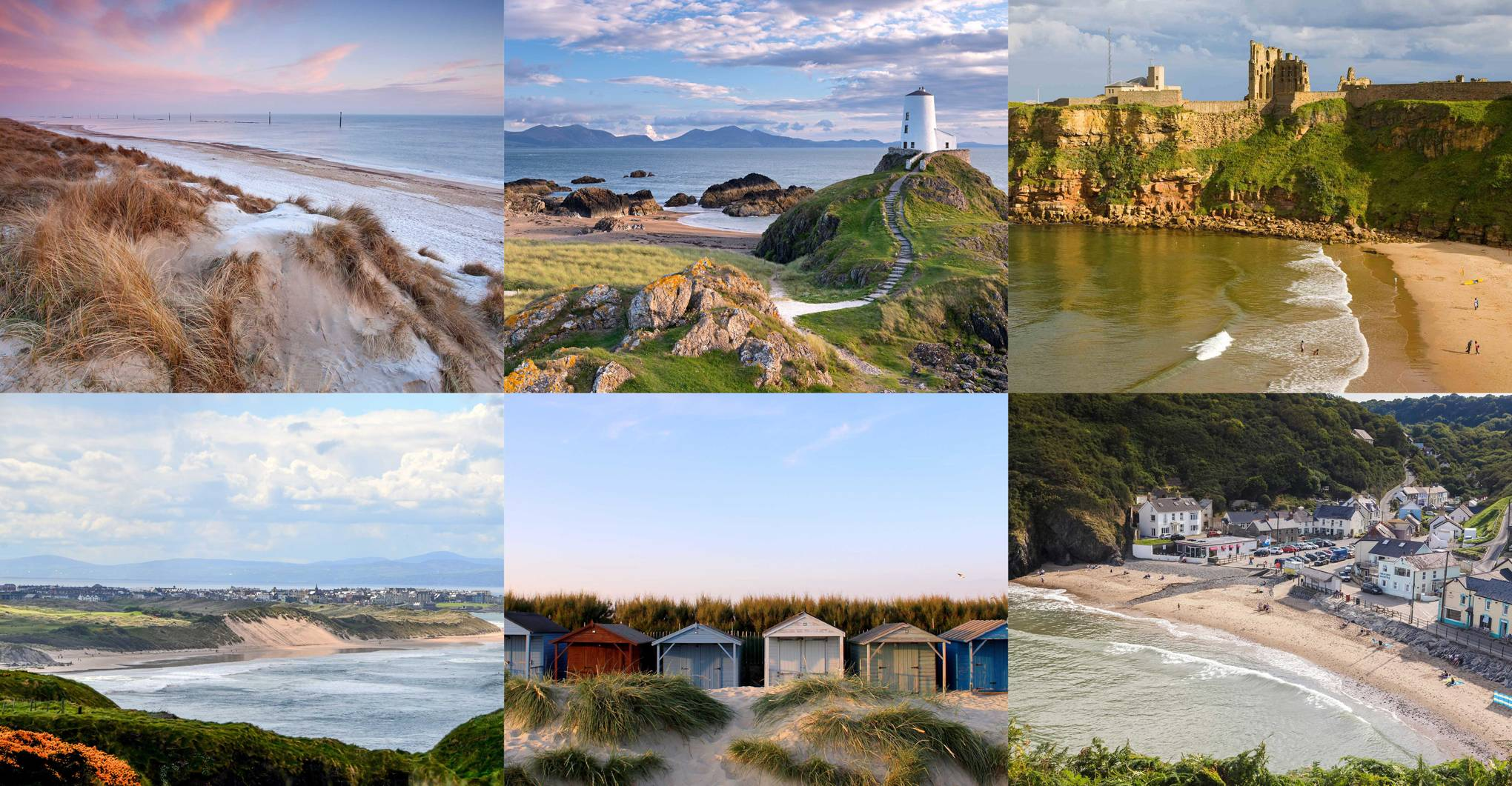 The UK's most beautiful Blue Flag beaches 2019