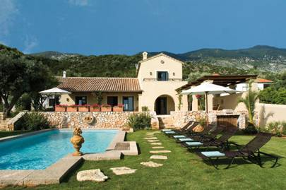 Villa Cephalonia