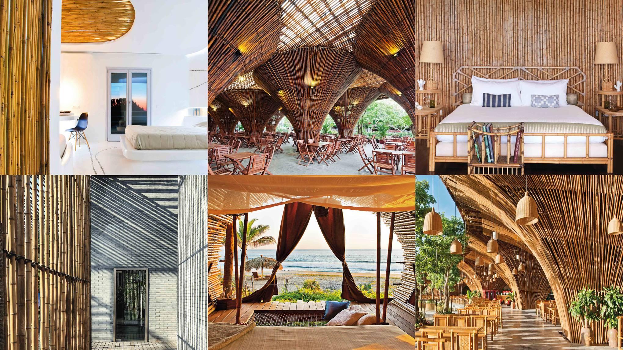 Bamboo interiors inspiration from around the world
