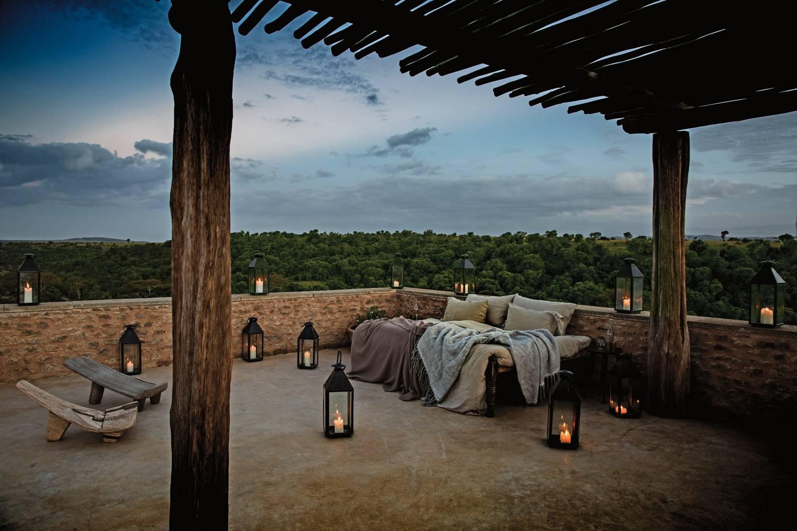 Arijiju a kenyan safari lodge with a difference cn traveller