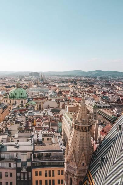12. Vienna, Austria. Score 91.48