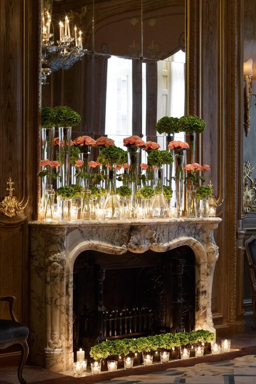 Hotel Foyer Flower Arrangements : Claridge s hotel london review cn traveller