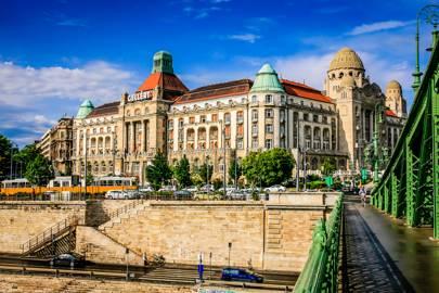 Budapest, Hungary: Art Nouveau