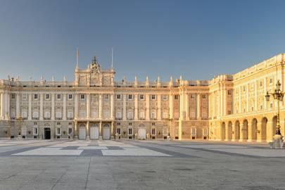 7. Palacio Real Madrid, Centro