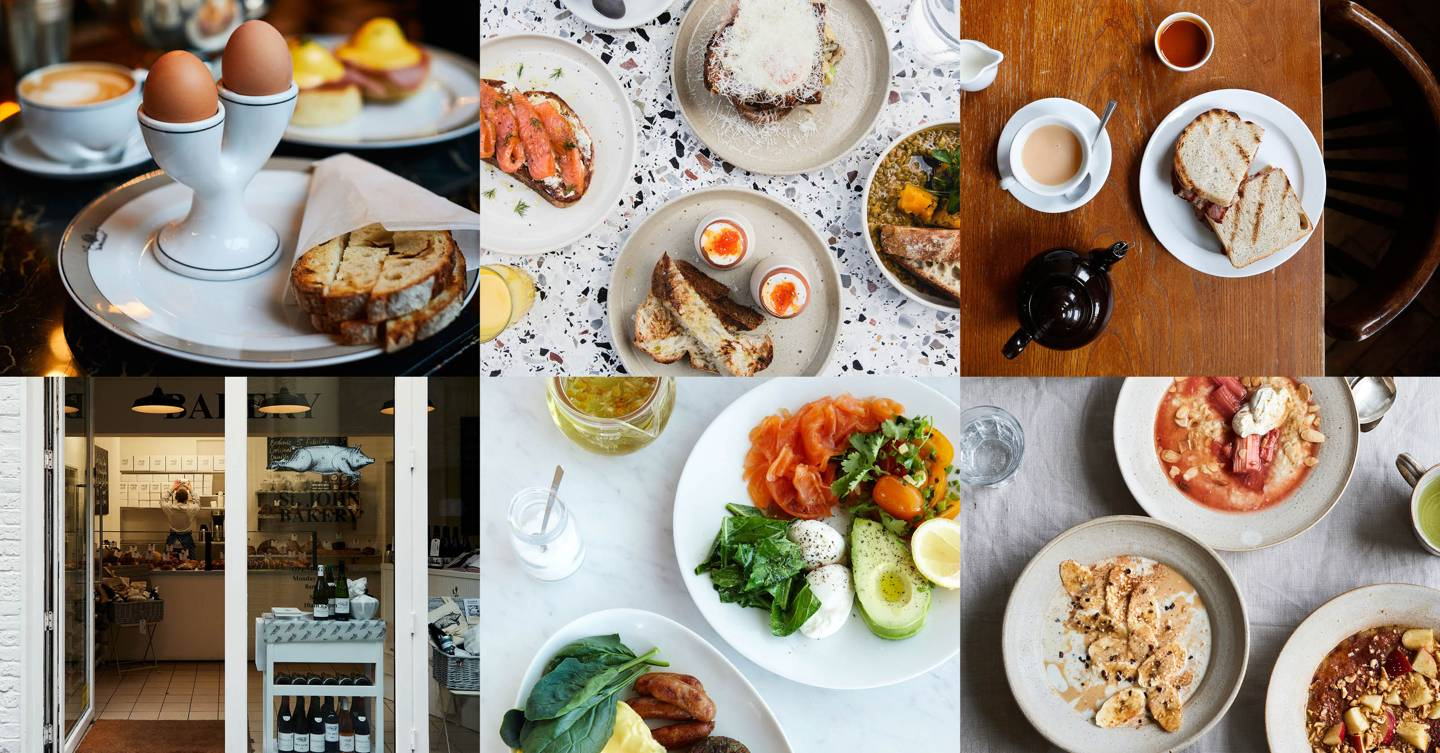 The best breakfasts in London according to top chefs