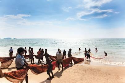 The Sri Lankan riviera