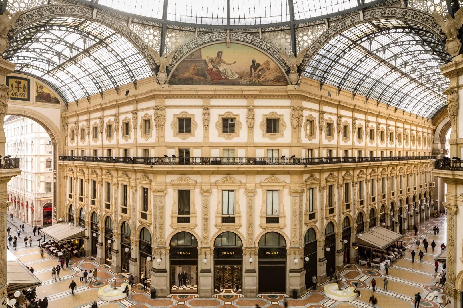 online retailer d914c 12553 Shopping in Milan - the best design stores | CN Traveller