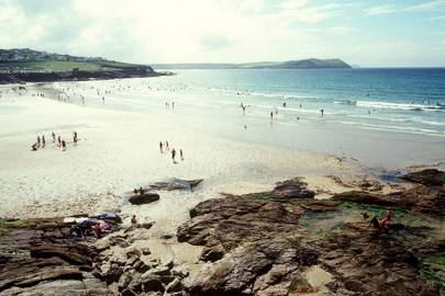 Polzeath, Cornwall