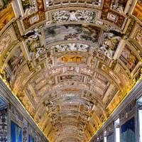 Sistine Chapel, Vatican Museums, Rome