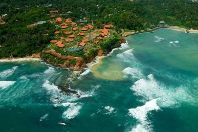 Cape Weligama, Sri Lanka