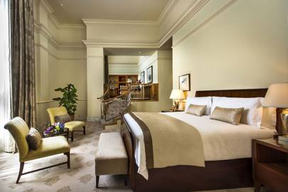 6. The Fullerton Hotel, Singapore. Score 89.09