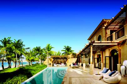 One&Only The Palm Beachfront Villas