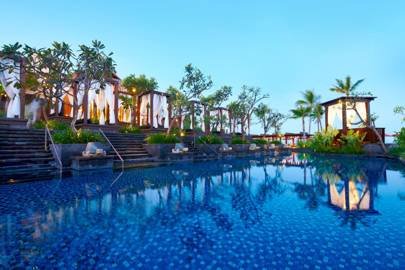 9. The St Regis Bali Resort, Indonesia. Score 85.21