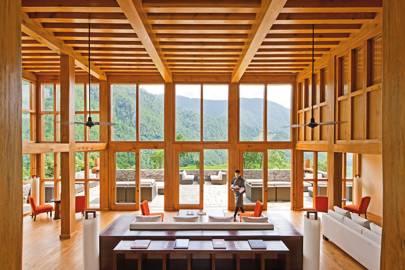Uma by Como, Punakha, Bhutan