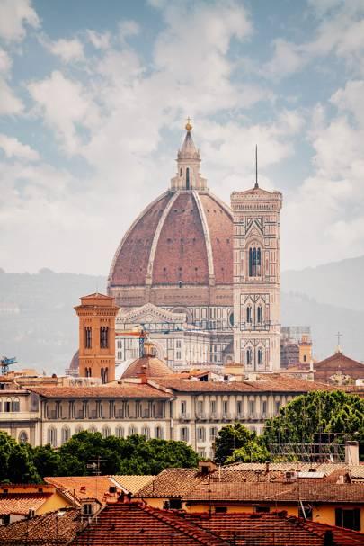 19. Florence, Italy. Score 90.78