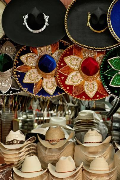 8. La Lagunilla Market