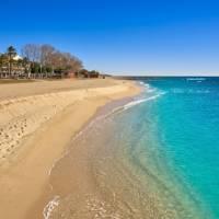 2. Playa del Regueral and Playa de Cavet, Cambrils