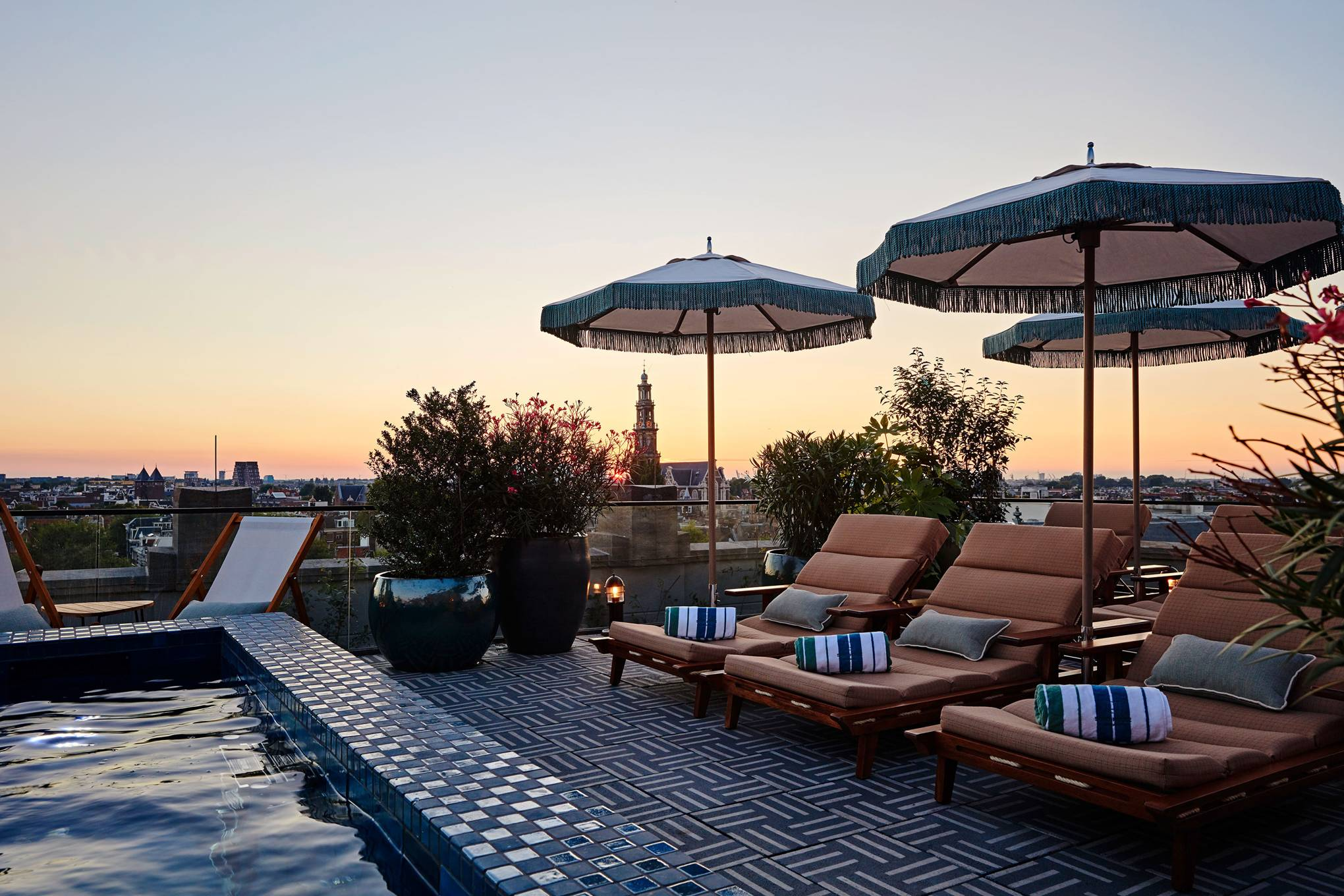 Soho House Amsterdam review | CN Traveller
