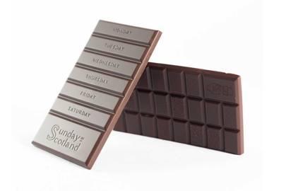 2. Dark chocolate