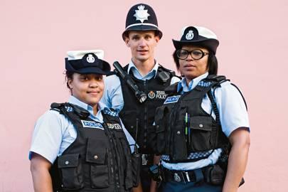 Bermudian police