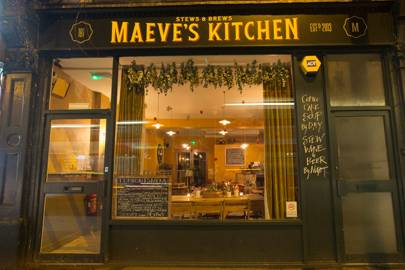 Maeve's Kitchen, Lower Clapton, London