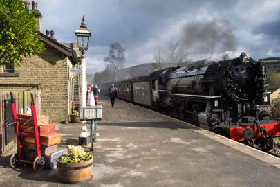 9. The Keighley & Worth Valley Railway