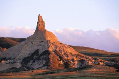 Nebraska: Chimney Rock National Historic Site