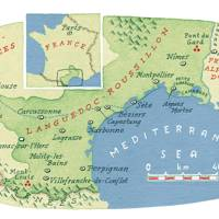 Travel information for Languedoc