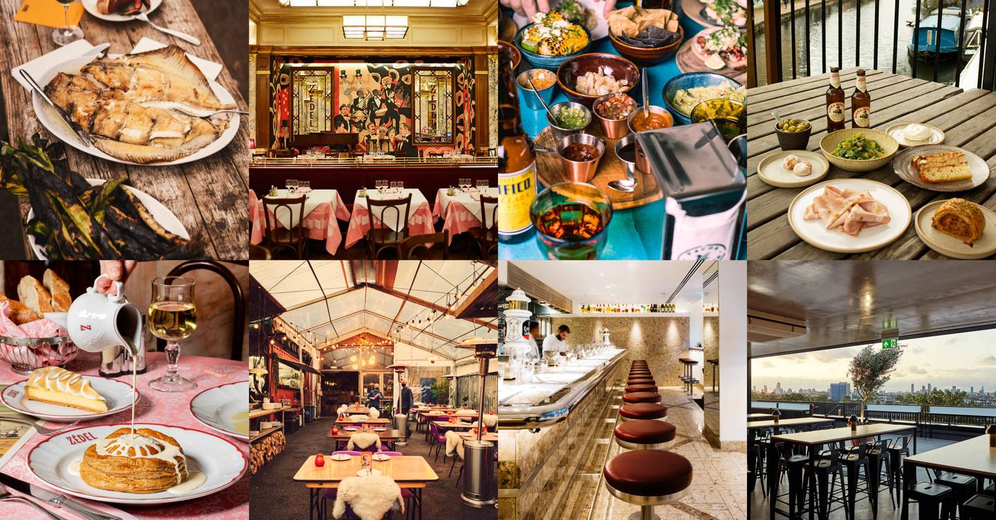 The best restaurants in London for a birthday