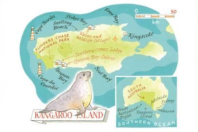 Kangaroo Island travel information