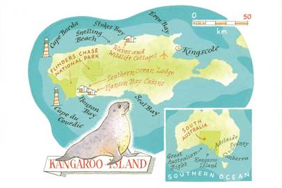 Kangaroo Island travel information