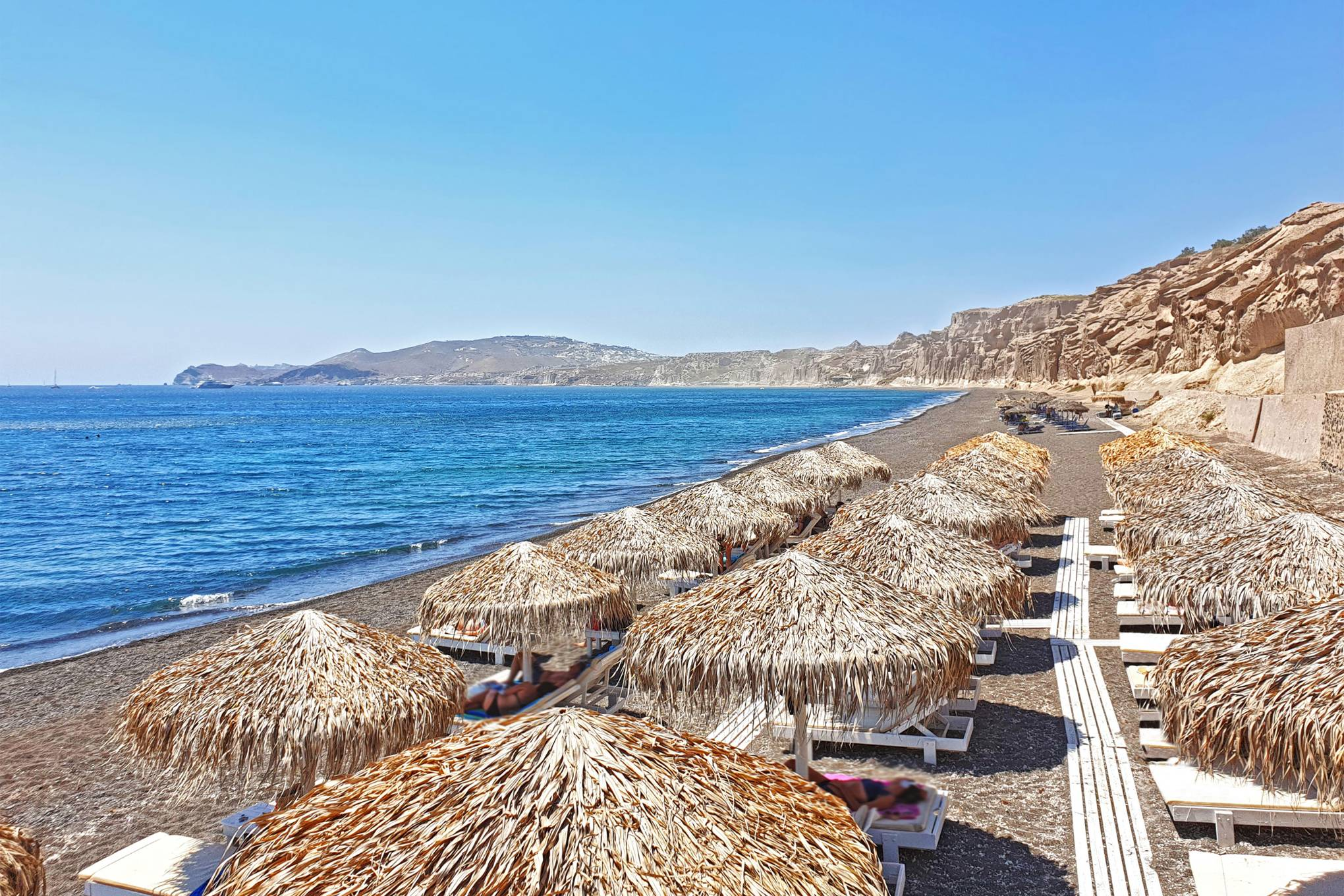 The Best Beaches On Santorini Greece 2020 Cn Traveller