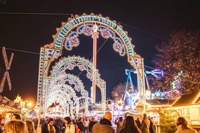 Ongoing: Visit London's biggest Christmas fair
