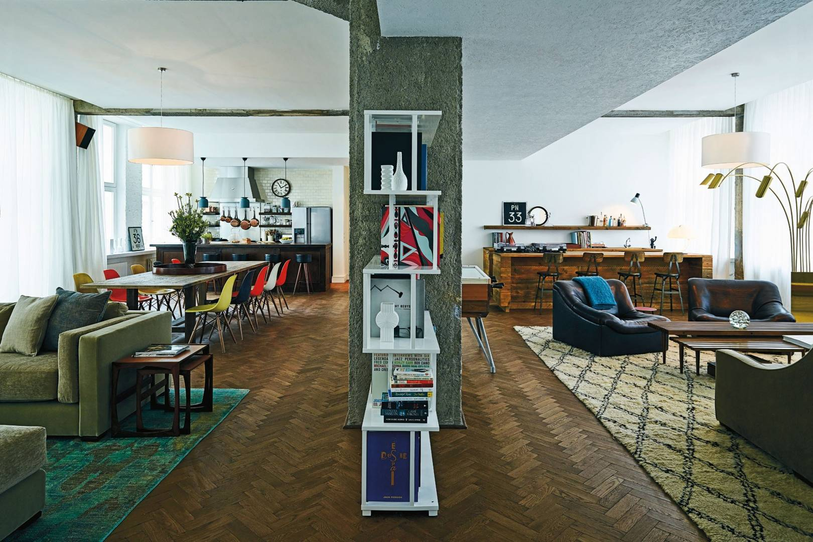 Berlins Best Loft Style Apartments And Hotels Where To Stay In