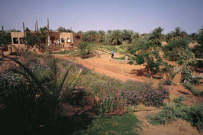 Al Tarfa Desert Sanctuary Lodge & Spa at Dakhla
